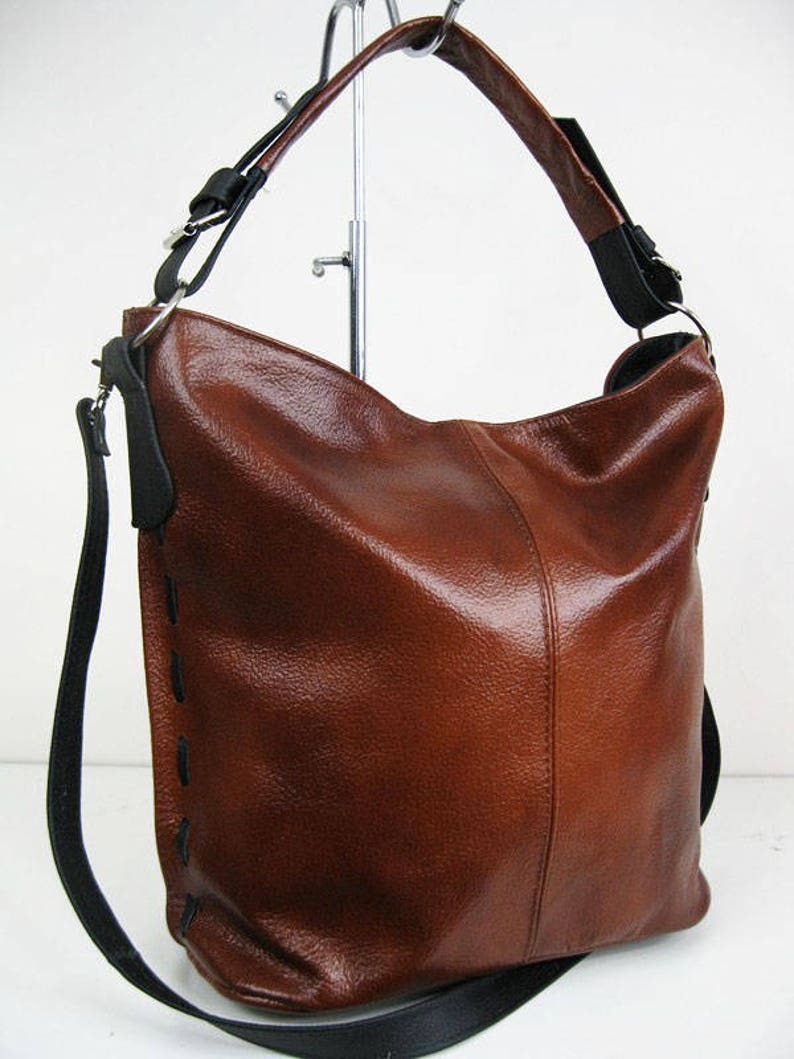 0acb32516 Cognac Hobo Bag