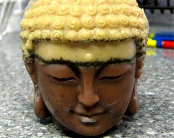 Kaffee a la Crema (Haselnuß) Seifen big Buddha ©Renas-Naturals™2003