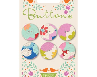 Tilda Lemontree Collection - Buttons - Available Now