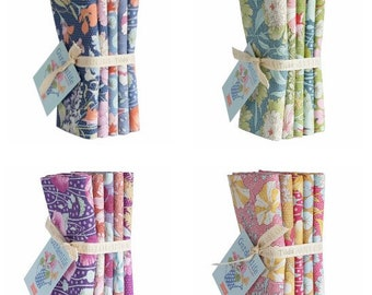 Tilda Gardenlife Fat Quarter Bundles - 100% cotton Fabric - Available Now to pre order End May delivery