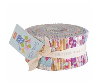 Tilda Gardenlife Fabric Roll - Pre Order End May delivery