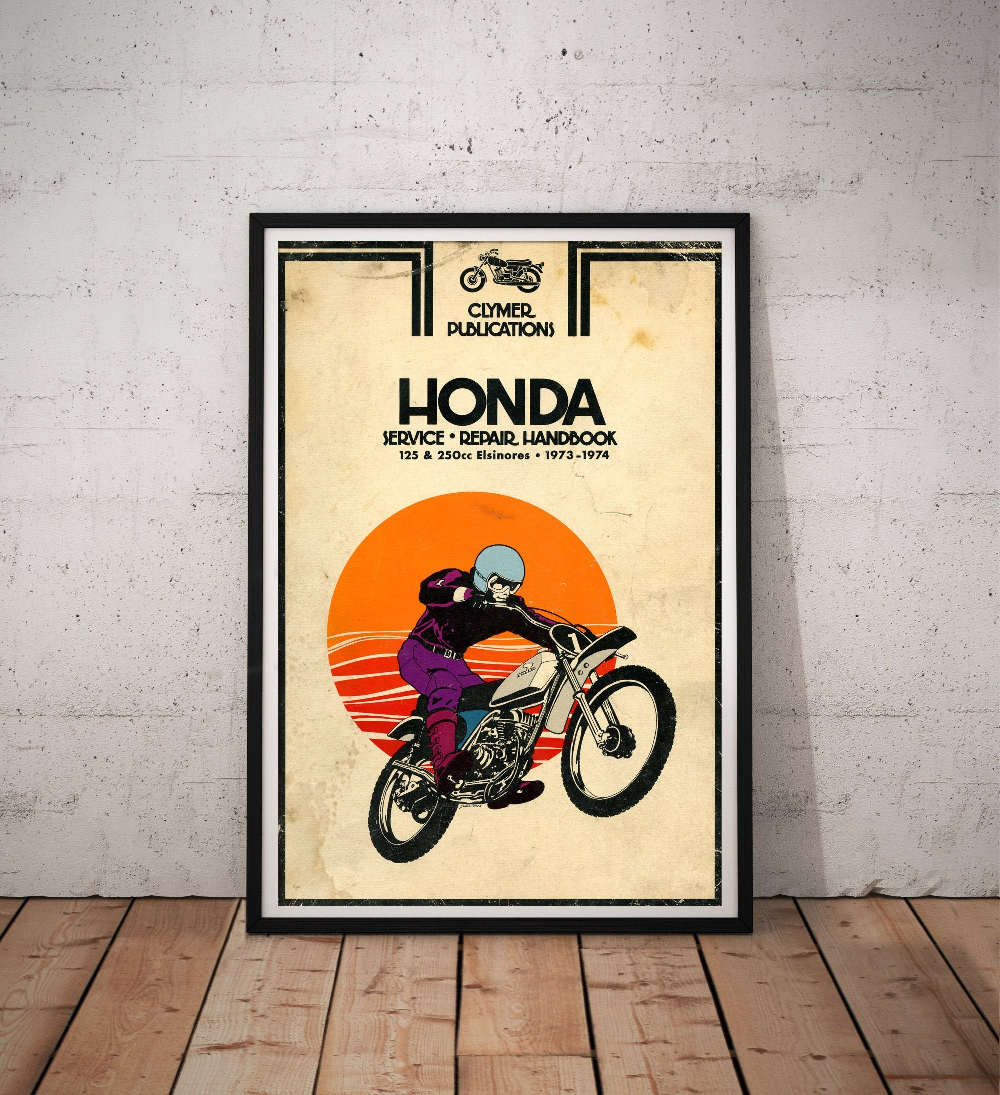 Honda Elsinore for sale compared to CraigsList   Only 2 ...