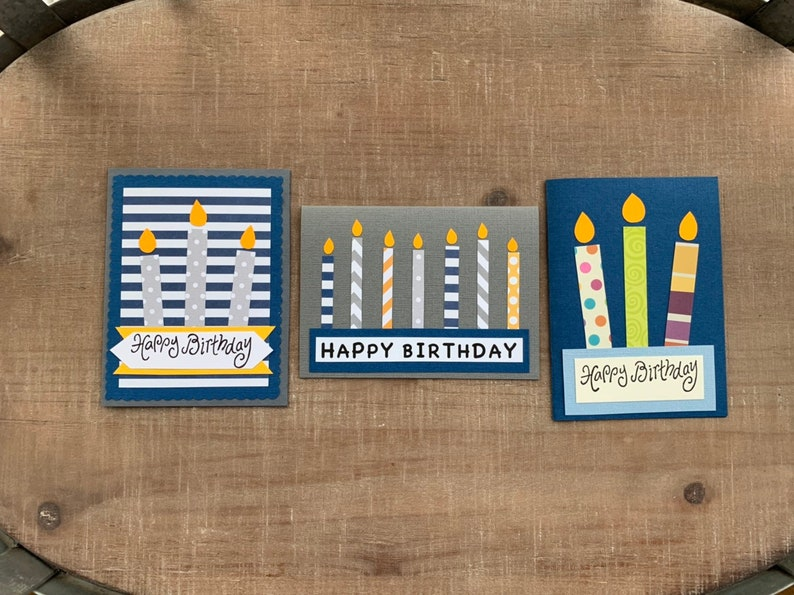Birthday Card Variety Pack