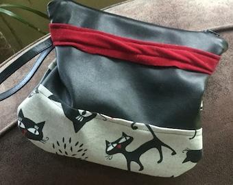 Cat small  handbag