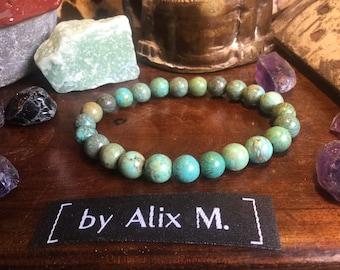 Bracelet en Turquoise Hubeï