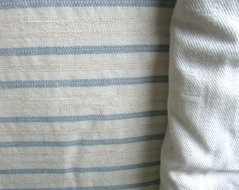 Throw bed or bottom of bed linen and cotton 190cm x 82cm