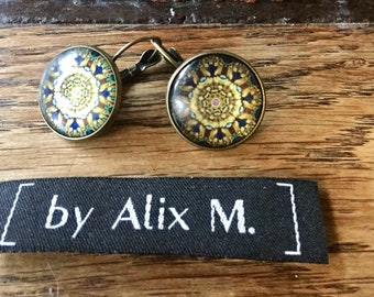 8 vintage-style earrings patterns