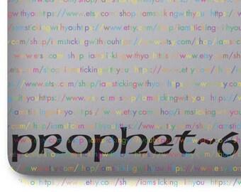 Prophet 6 logo