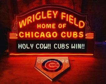 Chicago Cubs Marquee