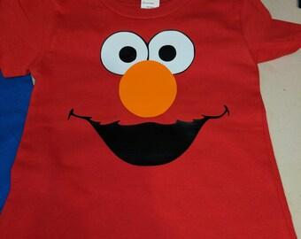 Elmo tshirt