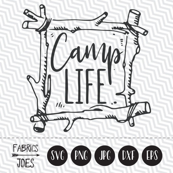 Camp Life Svg Explore Svg Travel Svg Camping Svg Clipart In