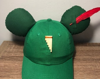 73aa5b6ceb4 Peter Pan Ear Hat