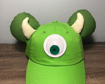 Monsters University Hat Etsy