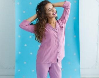 aac649c7fb Monogrammed Pajamas Personalized Pajamas Bridal Party Gifts Monogram Pajama  Pant Gift For Bridesmaid Womens Pajama Sets Sleepwear Unicorn