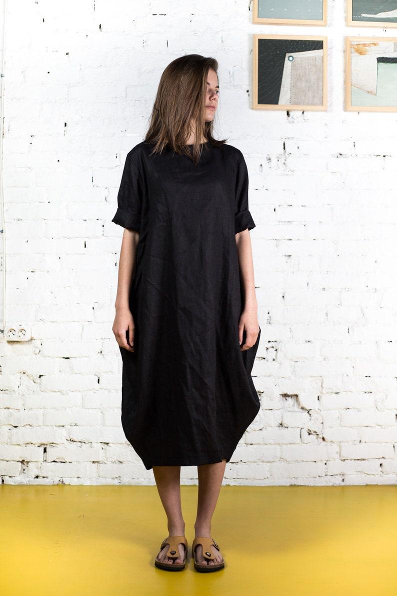 b53413c0d8 Dress With Pockets Black Maxi Dress Black Wrap Dress Black