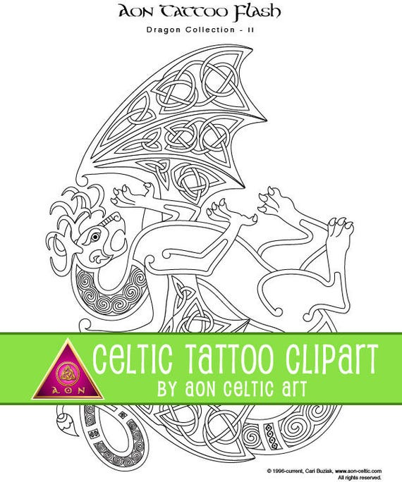 Celtic Greenman Armband: 42 Celtic Tattoo Designs Animals Dragons And Vines