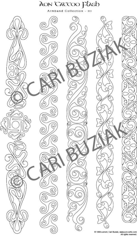 53 Keltische Armband Tattoos Aon Celtic Armband Tattoo Flash