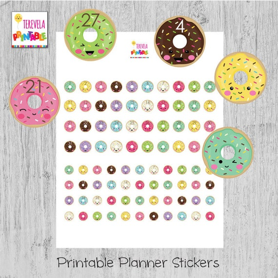 number date cover 60/% OFF day cover planner stickers verticalhorizontal number planner sticker Erin condred printable planner stickers