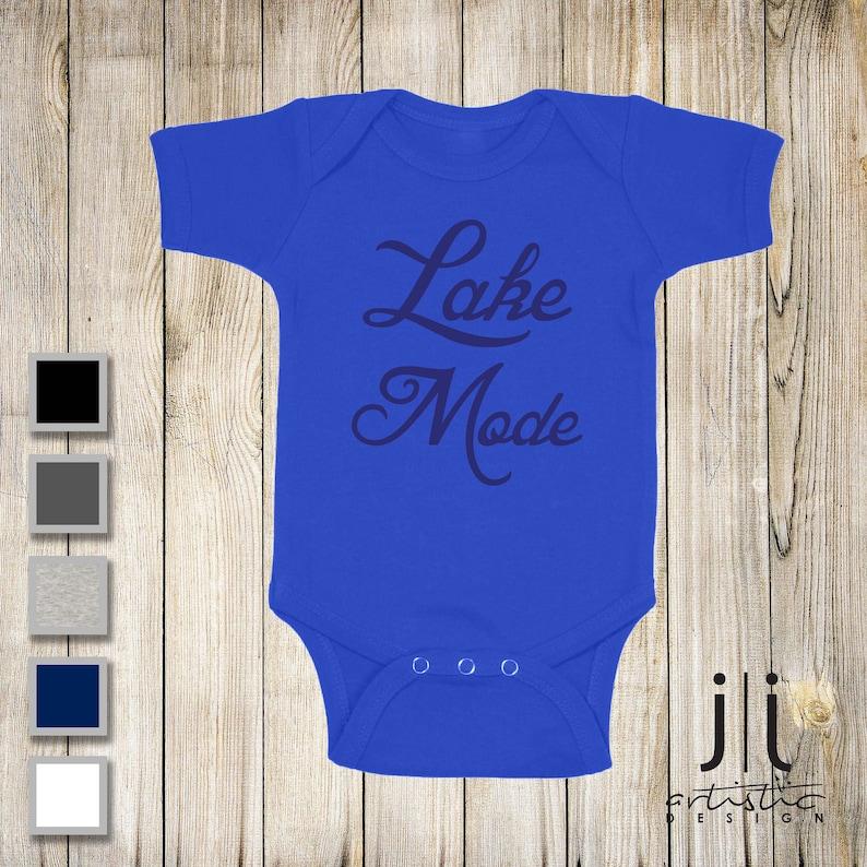 Lake Mode Infant Body Suit