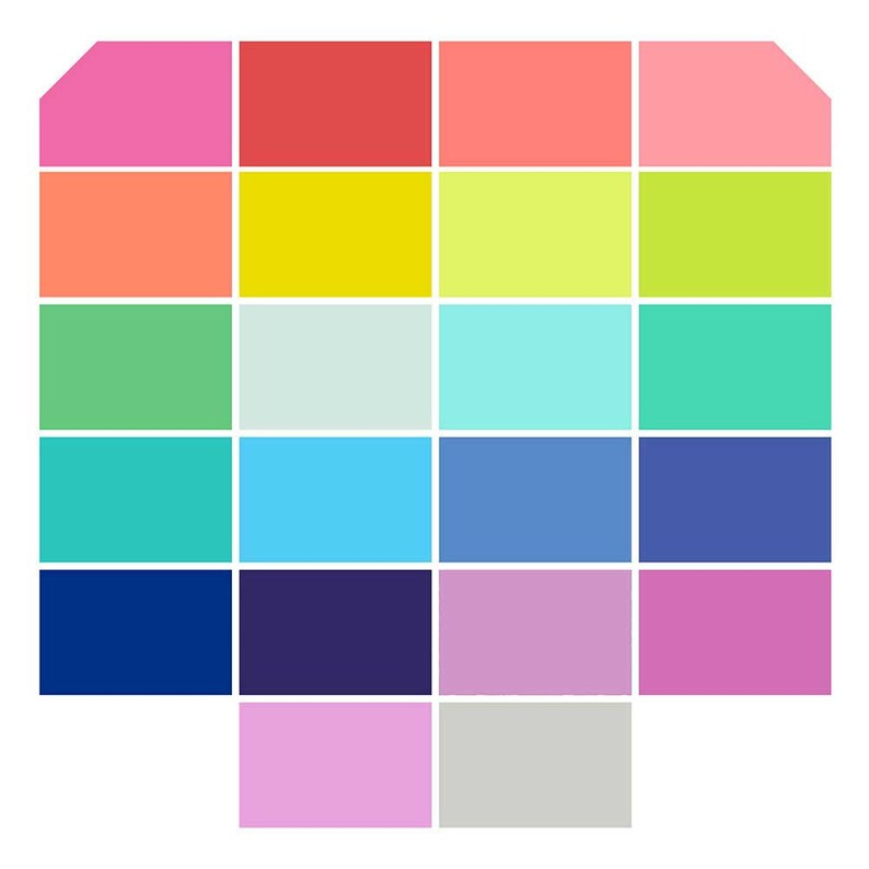 Tula Pink Fabric Tula Pink Solids Half Yard Bundle