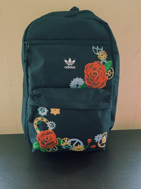 kiváló minőségű nagyon kényelmes legjobb online Custom Adidas Nationals Backpack | Etsy