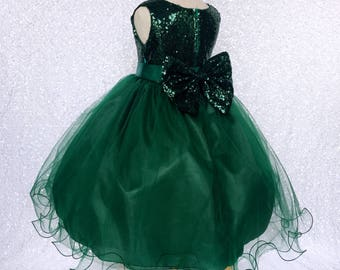 Green Forest Gown Dresses