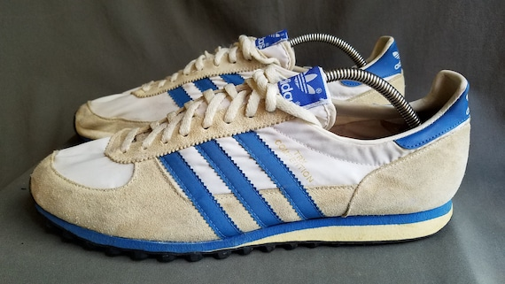 Vtg ADIDAS TRX COMPETITION 70s 80s Running Sneakers Sz 12 Made in West Germany