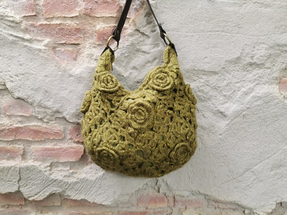 Bridesmaid bag, Woven bag, Straw bag, Beach bag, B