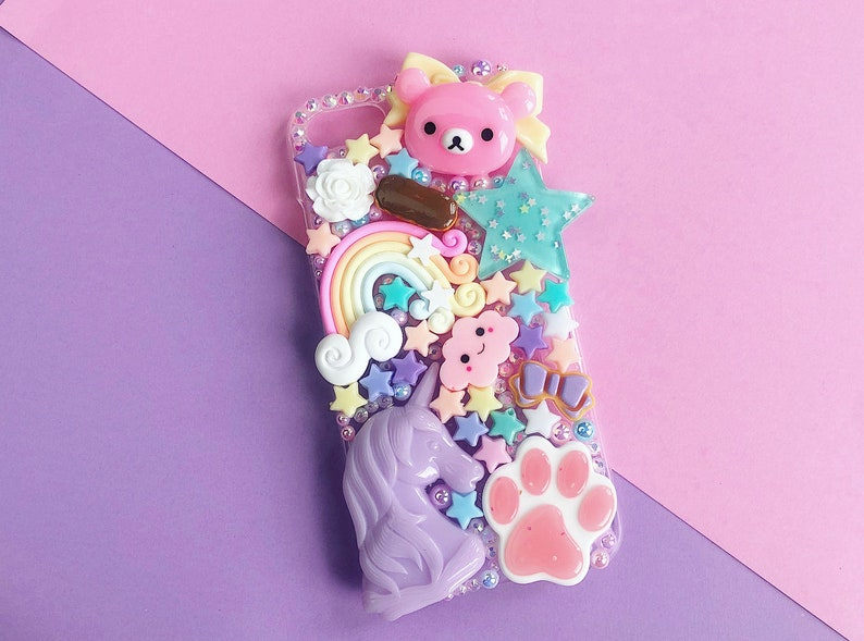 online store d0964 b07a8 Unicorn pastel kawaii decoden phone case - Can be made for any device