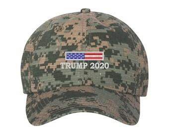 MAGA Hat - Make America Great Again Digital Camo Cap Trump 2020 2e4da8240d1b