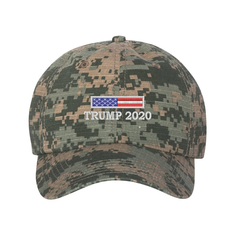 40fd99598e74f MAGA Hat Make America Great Again Digital Camo Cap Trump