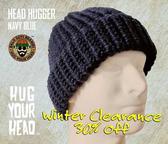 Mens Knit Hat Navy Blue Beanie Blue Knit Beanie Hat Mens  22e408edc53