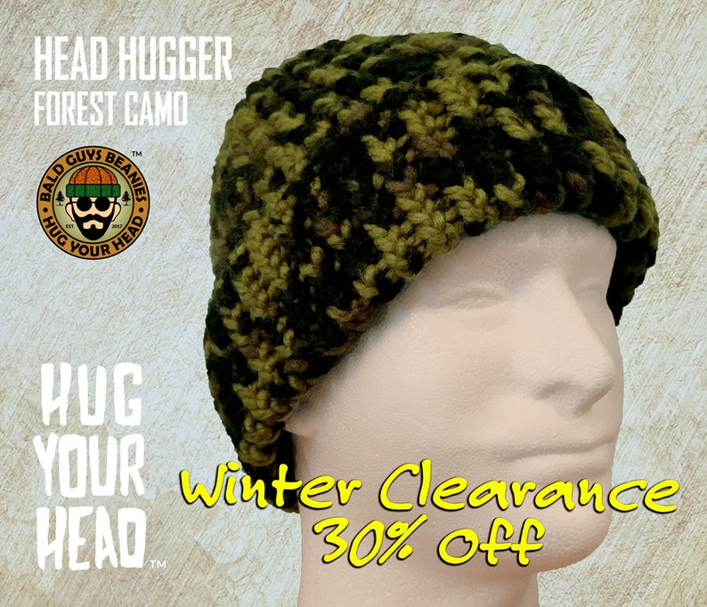 Mens Knit Hat Mens Knit Beanie Camo Knit Hat Camouflage  058a4401afd