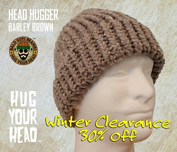 Mens Knit Hat Hand Knit Mens Beanies Mens Winter Hats Mens  d5cd55160bd