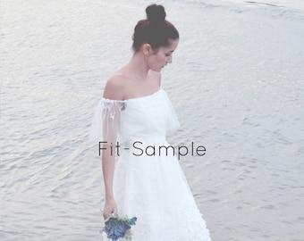 Fit sample for Linnea dress