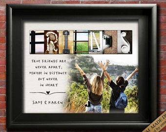 Best Friend Gift Personalized Christmas Birthday Long Distance For Ideas
