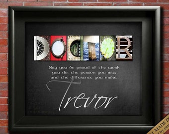 Doctor Gifts For Doctors Appreciation Gift A Idea Therapist Custom