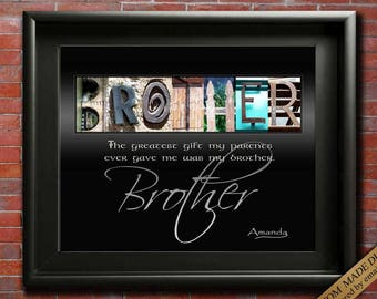 Brothers Birthday Gift for brother in law Brother Gift Ideas
