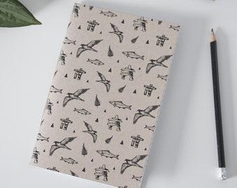 Notebook - Nunavut / newspaper, notebook, notebook, notebook, stationery
