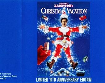 Christmas Vacation Soundtrack.Lampoon Christmas Etsy