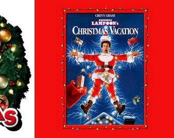 Christmas Vacation Soundtrack.Lampoon Etsy