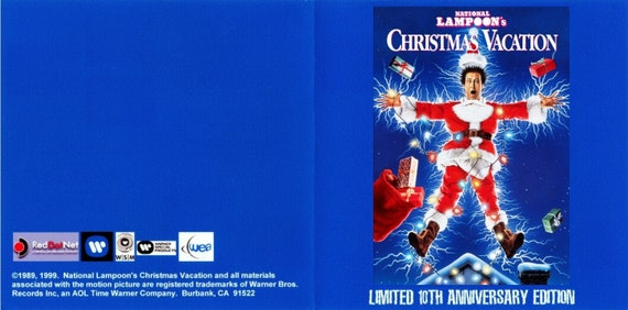 Christmas Vacation Soundtrack.National Lampoon S Christmas Vacation Soundtrack Expanded Edition 1989 Cd