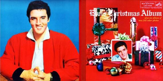 Elvis Presley Elvis Christmas Album.Elvis Presley Elvis Christmas Album Ftd 161 2011 Cd