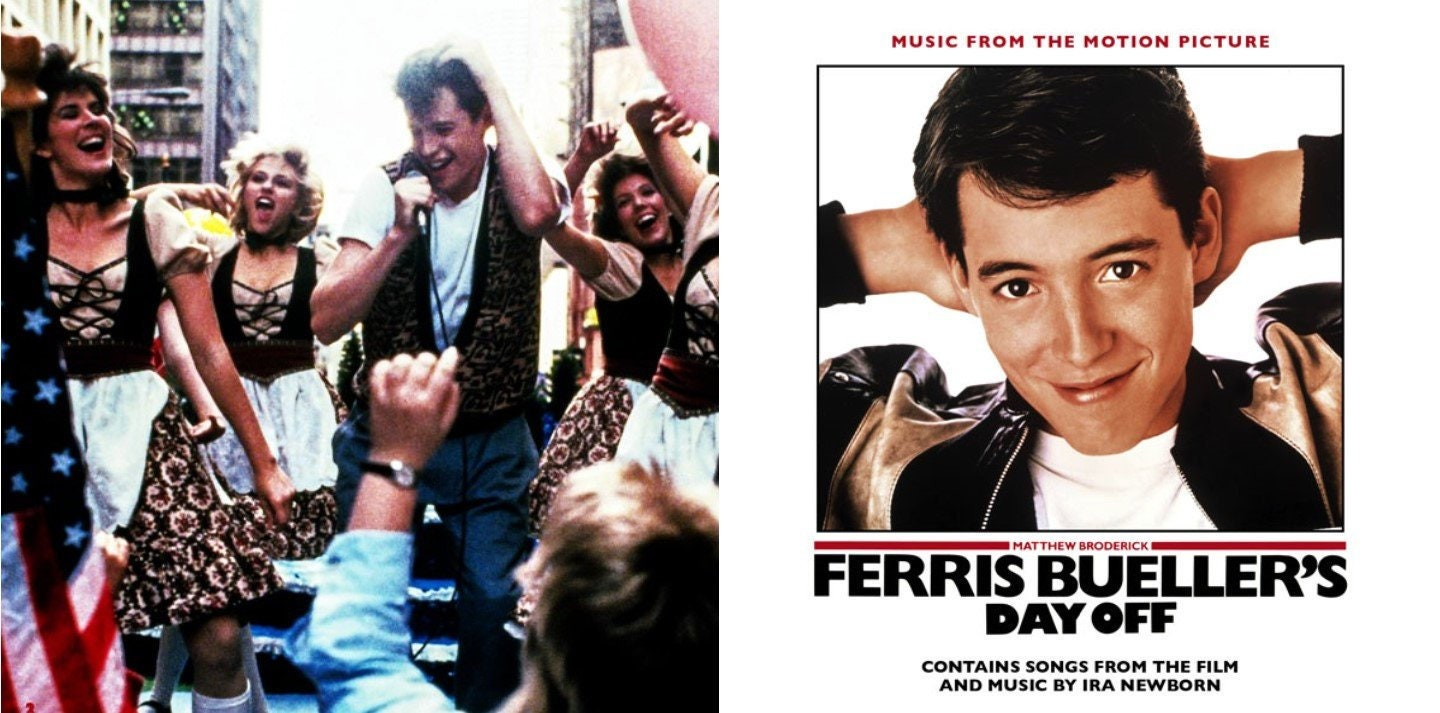 ferris bueller day off soundtrack