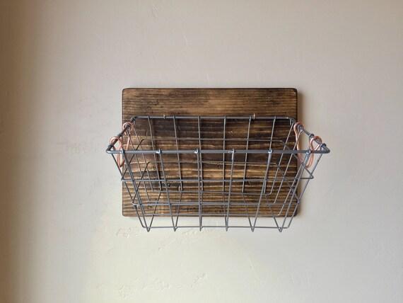 Hanging Wire Basket Storage Kitchen Storage Produce Basket | Etsy