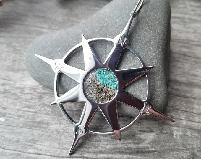 Featured listing image: Pick Your Sand/Silt Alaska Ornament