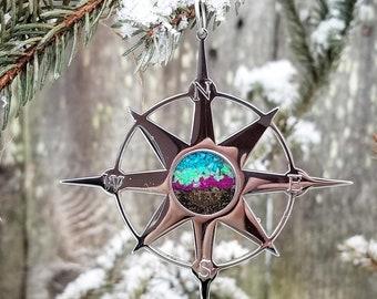 Northern Lights, Alaska Ornament
