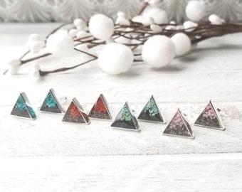 Alaska Sand Earrings