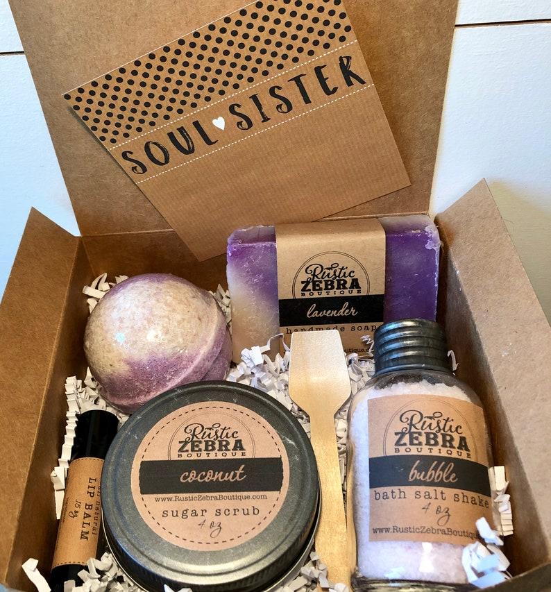 soul sister FRIEND Small SPA Gift Box