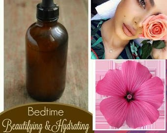Bedtime Beautifying and Hydrating Face Serum